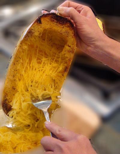 Spaghettie Squash